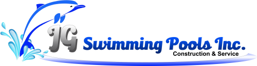 JG Swimming Pools Logo