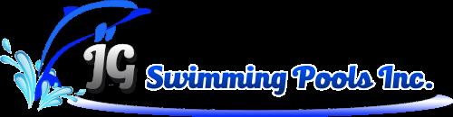 JG Swimming Pools Logo